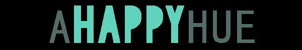 aHappyHue logo