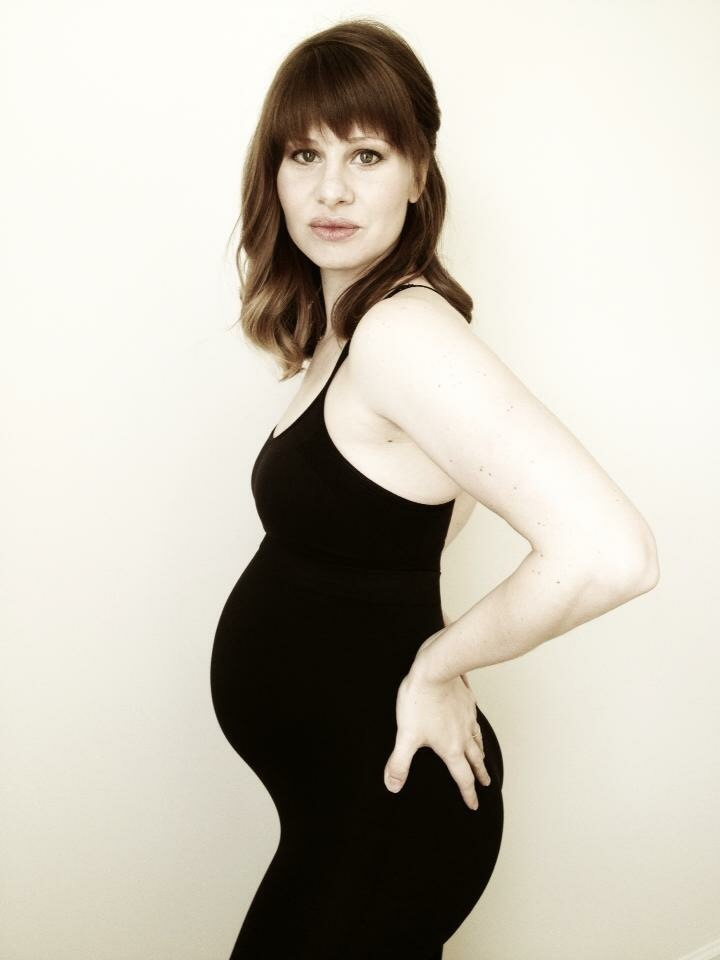 1st Pregnancy Bump Series