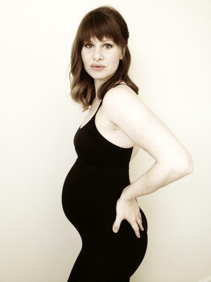 1st Pregnancy Bump Series